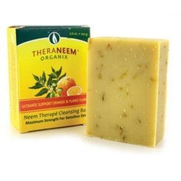 Ultimate Support w/Orange & Ylang Soap Organix South 4 oz Bar Soap