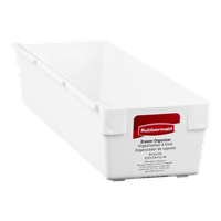 Rubbermaid Drawer Organizer White