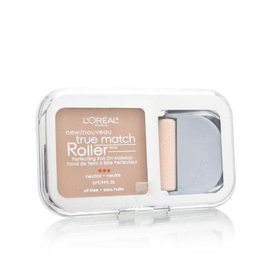 L'Oréal True Match Roller Perfecting Roll On Makeup SPF 25 Natural Buff