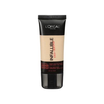 L'Oréal Paris Infallible® Pro-Matte Foundation