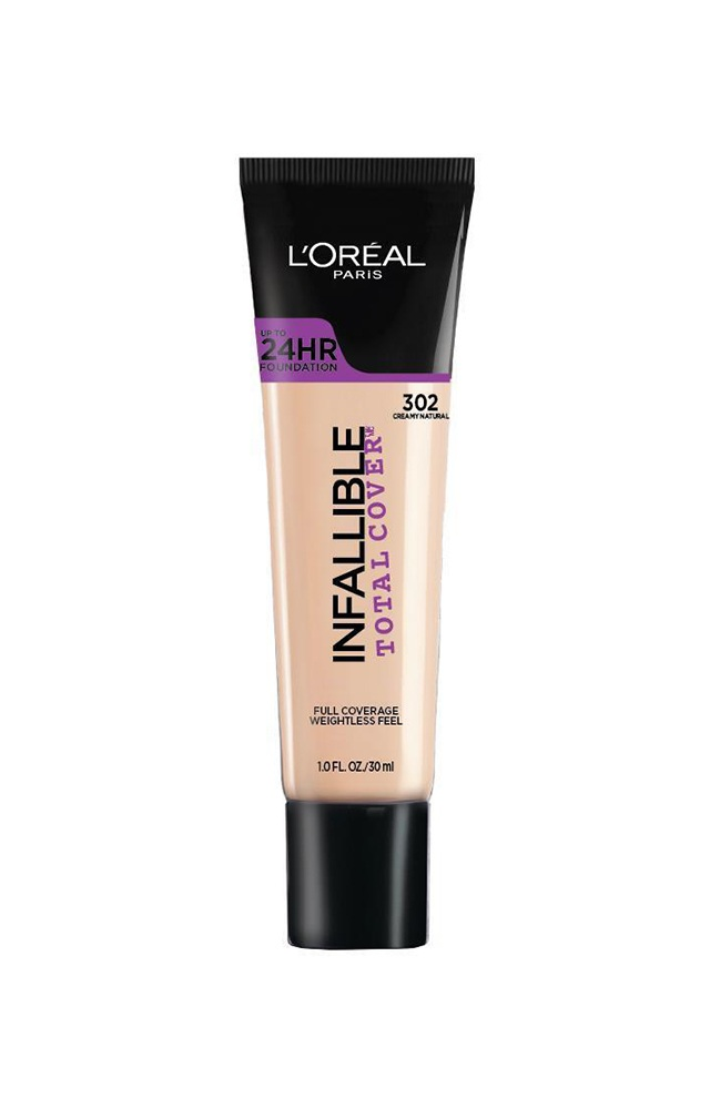 L'Oréal Paris Infallible® Total Cover Foundation