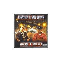 Tony's Pouches Assassin & San Quinn present Fillmoe 2 San Jo: Volume 2 - West Coast Killaz