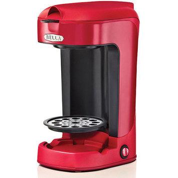 Bella Single Serve Coffee Maker - Red