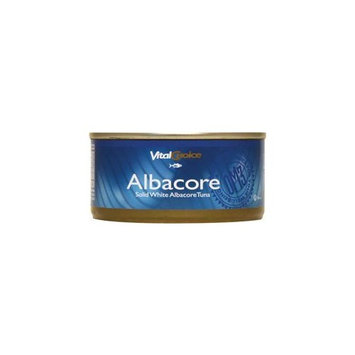Vital Choice Albacore Tuna in Ev Organic Olive Oil 6 oz Can