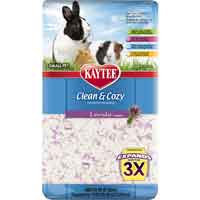 Kaytee Clean & Cozy Small Pet Bedding - Lavender: 500 Cubic Inch