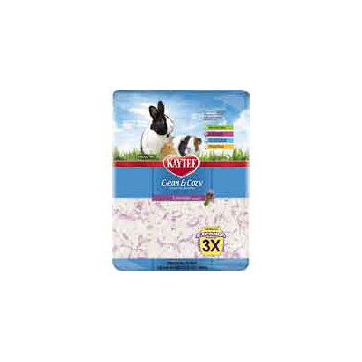 Kaytee Clean & Cozy Small Pet Bedding - Lavender: 1000 Cubic Inch