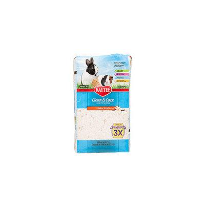 Kaytee Clean & Cozy Bedding - Vanilla - 8.2 L