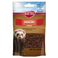 Kaytee Bacon Bits Ferret Treats, 3 oz. ()