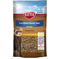 Kaytee Fortified Diet Chicken Ferret Food, 4 lbs. ()