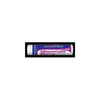 Rocky Mountain Sunscreen 20003 Mountain Berry Lip Balm