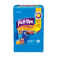 Huggies Pull-Ups Training Pants, 4T-5T, Boys, 18 ct