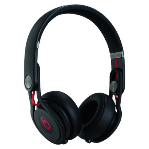 BEATS by Dr. Dre Beats by Dre Mixr Headphones - Black (BT ON MIXR BLK)