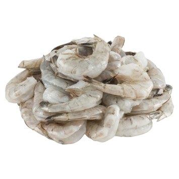 Ahold Large Raw Shrimp Simple Peel Shell Split & Deveined