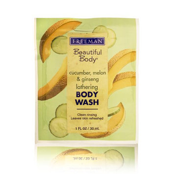 Freeman Beautiful Body Cucumber, Melon Ginseng Body Wash