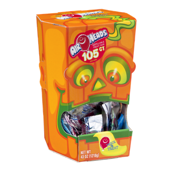AirHeads Refillable Treat Box - 105 CT