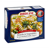 Birds Eye Vegetables & Sauce Rotelle & Vegetables