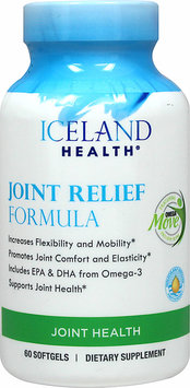 Nutrition 21 Iceland Health Joint Relief Advanced Formula Softgels