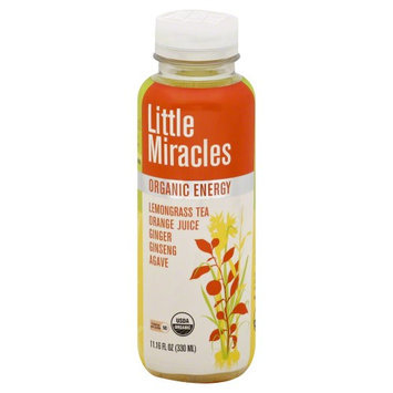 Little Miracles RTD TEA, OG2, LMNGRS/GNSENG, (Pack of 12)