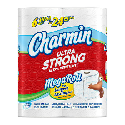 Charmin Bathroom Tissue
