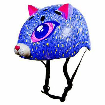 Raskullz Kitty Child Helmet - Purple
