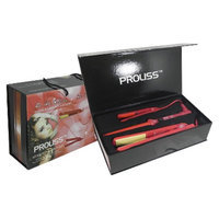 Proliss Full Set with Mini Flat Iron - Red