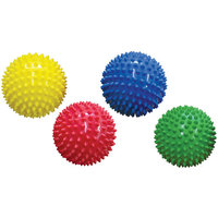 Edushape Sensory Balls - Set of 4 - 1 ct.