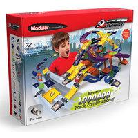 Paragon Group Usa Modular Toy 1020 Modular 3D Highway Kit - 72 pieces