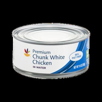 Ahold Chicken Premium Chunk White in Water