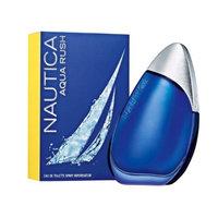 Men's Nautica Aqua Rush by Nautica Eau de Toilette - 1.7 oz