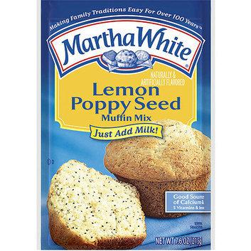 Martha White Muffin Mix Lemon Poppy Seed
