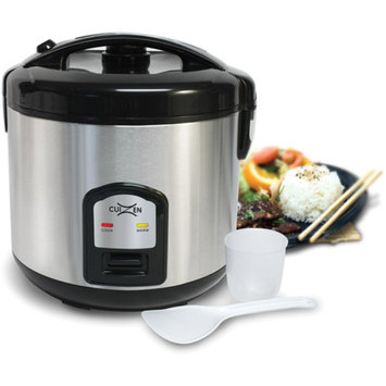 Telasia, Inc. Cuizen 10 Cup SS Rice Cooker