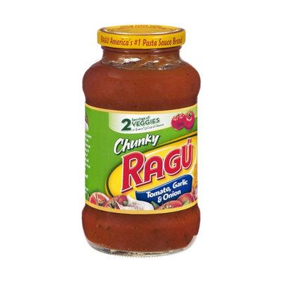 Ragu Chunky Tomato, Garlic & Onion Pasta Sauce