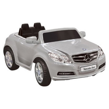 National Products LTD. Kid Motorz Mercedes Benz 6V Ride On - Silver