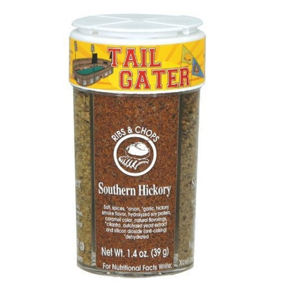 Dean Jacob's Dean Jacobs Tailgater Seasonings (Lemon Pepper & Herbs, Southern Hickory, Chipotle Blend, Char Grill), 5.3 Ounce Jar