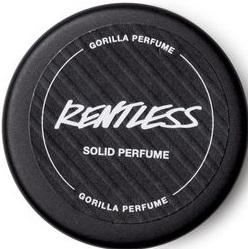 LUSH Rentless Perfume