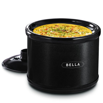 Sensio BELLA .65QT Dip Warmer -Black