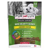 St Jon Laboratories St Jon LabSergeant Pet 591004 Pur Luv Healthy Support Hearty Chew Bones