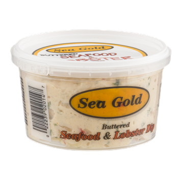 Sea Gold Buttered Seafood & Lobster Dip
