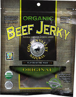 Golden Valley Natural Organic Beef Jerky Original - 3 oz