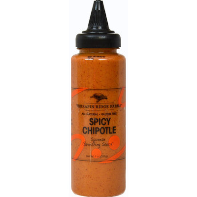 Terrapin Trading Terrapin Ridge Farms Spicy Chipotle Sauce, 9 oz, - Pack of 6