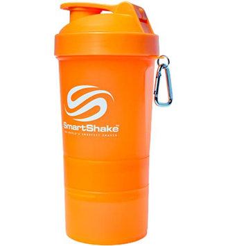 Smart Shake, Neon Orange Shaker 20 oz