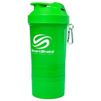 Smart Shake, Neon Green Shaker 20 oz