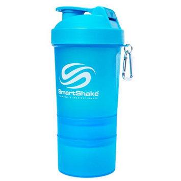 Smart Shake, Neon Blue Shaker 20 oz