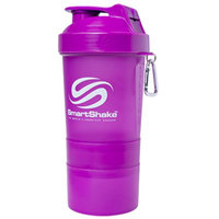 Smart Shake Shaker Cup Neon Purple - 20 oz