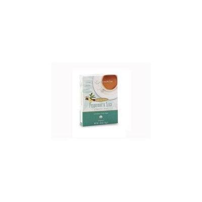 Davidson's Davidson Organic Tea 2134 Peppermint And Spice Tea, Box of 8