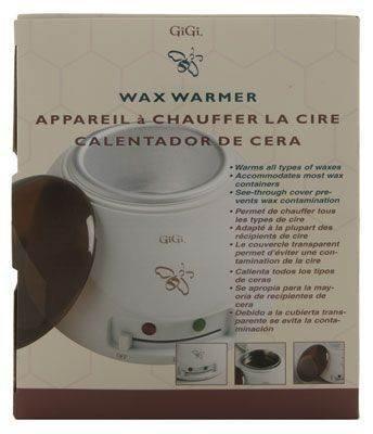Gigi Wax Warmer 8oz  and 14 oz  Reviews 2019