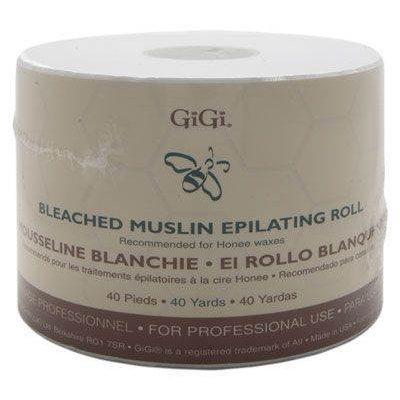 Gigi Wax 0650 Natural Bleached Roll 40 Yards