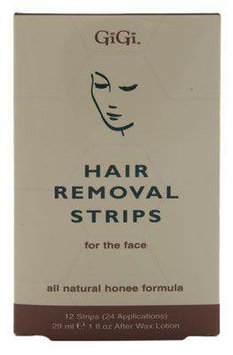 GiGi Hair Removal Strips for the Face