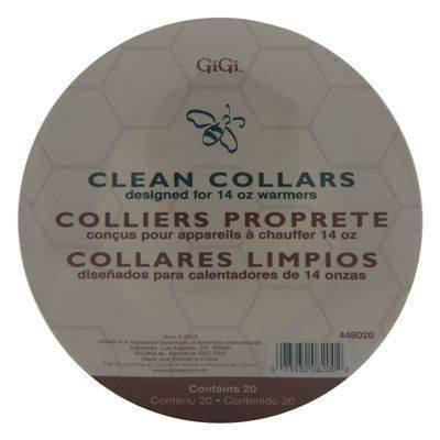 GiGi Clean Collars #0820 20 Pieces