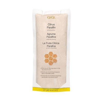 GiGi Skin and Nail Treatment Paraffin - Citrus with Ginseng Extract